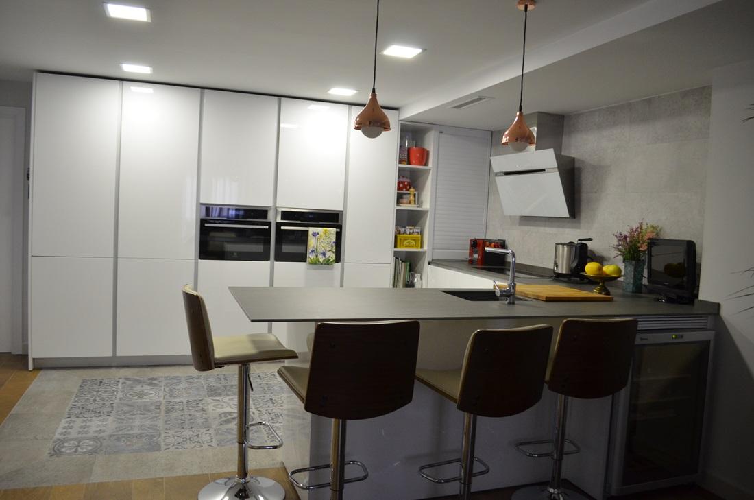 Cocinas de dise o modelo murano de nuestra marca xey - Cocinas xey barcelona ...
