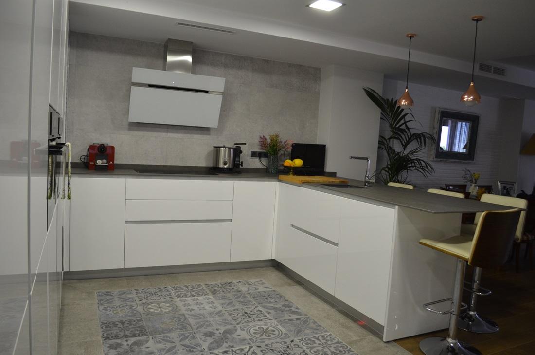 Cocinas De Dise O Modelo Murano De Nuestra Marca Xey: muebles de cocina xey modelo alpina