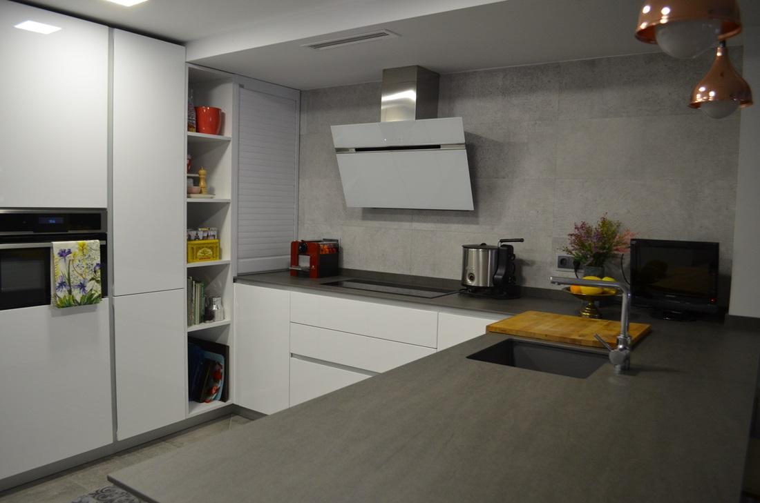 Cocinas de dise o modelo murano de nuestra marca xey for Cocinas de diseno blancas