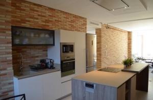 una cocina moderna en sevilla